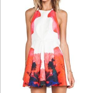 Keepsake Mini Halter Dress